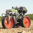 Нов външен вид за полевия робот Fendt Xaver