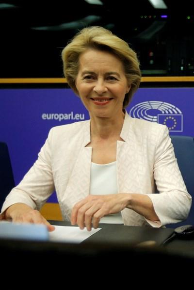 Урсула фон дер Лайен е номинирана за шеф на Европейската комисия. СНИМКА: РОЙТЕРС