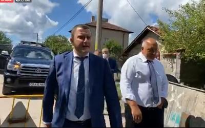 Бойко Борисов и Станислав Владимиров
