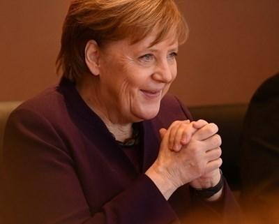 Германският канцлер Ангела Меркел СНИМКИ: Ройтерс