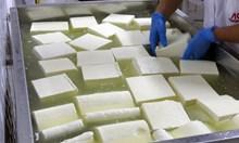 Ограничават до 60% водата в сиренето