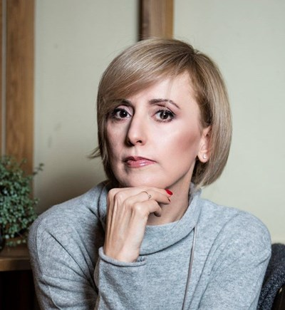 Светлана Савова СНИМКА: Личен архив