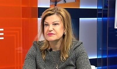 Ирена Соколова СНИМКА: Тв Европа, архив