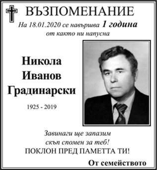 Никола Градинарски