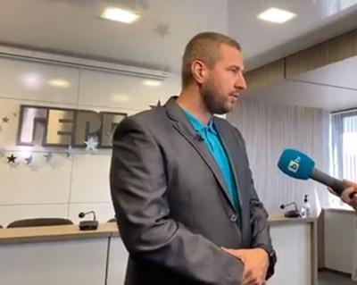 Пиарът на ГЕРБ Никола Николов