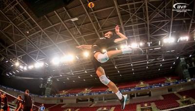 Волейболистите удариха Молдова и във втората контрола