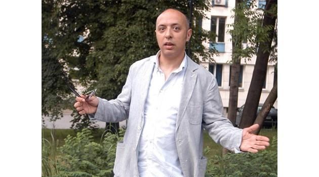 Светослав Танев: Криех, че съм внук на Светослав Минков