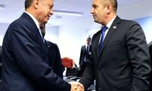 Радев: Казах на Ердоган, че е време да се реши как да се компенсират тракийските бежанци