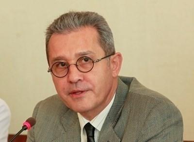 Йордан Цонев СНИМКА: Архив