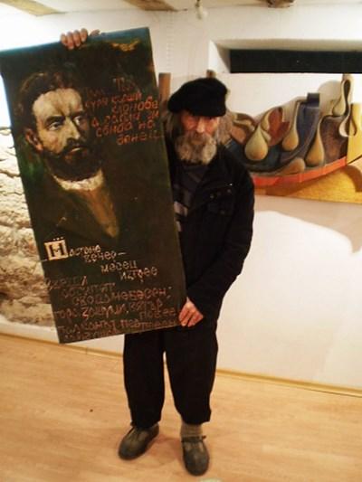 Проф. Галилей Симеонов, ученик на Илия Бешков е известен и с това че на стари години се прекръсти с българското име Никола Цветин.