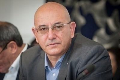 Mинистърът на околната среда и водите Емил Димитров СНИМКА: Архив