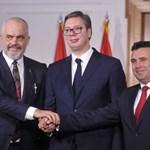 Рама, Вучич и Заев подписаха три споразумения.