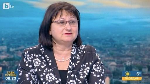 Зам.-министър Гайдарова: Не е разумно да връщаме децата другата седмица на училище