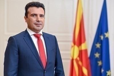 Македонският премиер Зоран Заев СНИМКА: Ройтерс