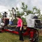 Роботизираната машина за резитба на Ейми Таб
