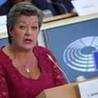 Илва Йохансон - европейски комисар с ресор вътрешни работи