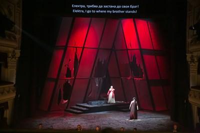 СНИМКИ: Софийска опера и балет