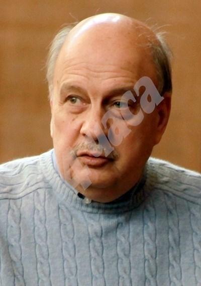 Георги Марков СНИМКА: Архив