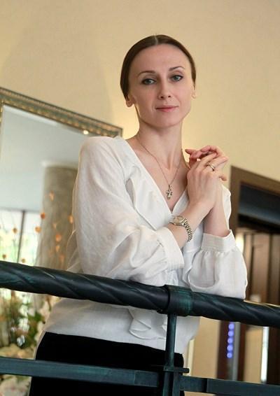 Светлана Захарова СНИМКА: Румяна Тонева