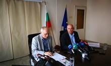 """Шефът на ДНСК:  Строежът на """"Златен рог"""" в София е законен, но има отклонения (Видео)"""