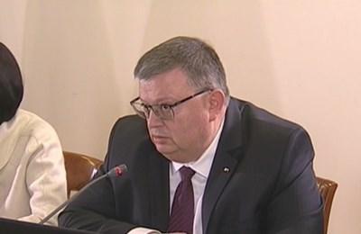 Сотир Цацаров КАДЪР: БНТ