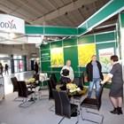 "На изложeнието ""Агра2020"" двете фирми - ""Сембодиа"" и ""ФосАгро"" се представят заедно. СНИМКА: Андрей Белоконски"