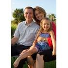 Американката Рейчъл Хоуп със своя син и дъщеря, които са заченати от двама мъже в условията на сложно споразумение за отглеждането им.