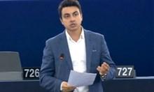 Евродепутатът Неков скандализира Европейския парламент (Видео)