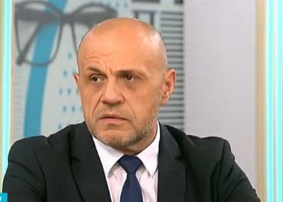 Томислав Дончев. Кадър Нова телевизия