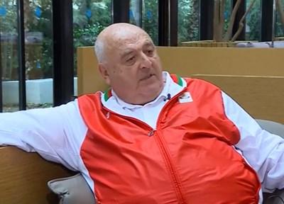 """Венци Стефанов Кадър: """"Канал 3"""""""