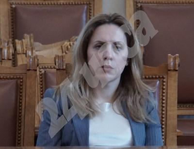 Марияна Николова СНИМКА: 24 часа