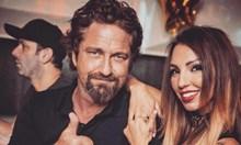 Холивудска звезда си взе куче, намери си любим бар и стана виден столичанин