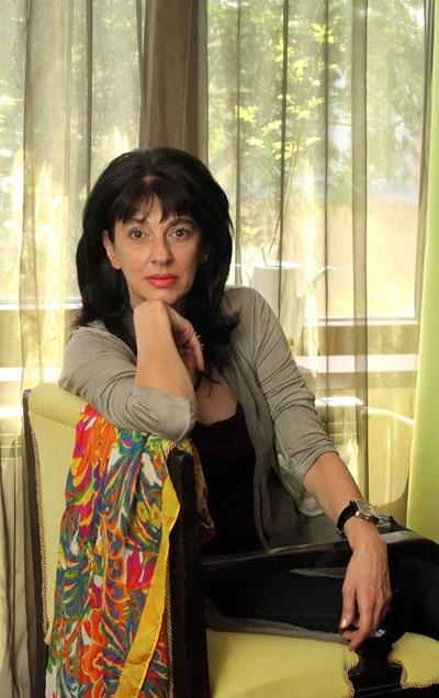 Кети Мартинова