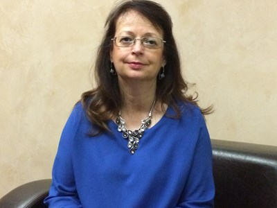 д-р Мария  Василева -  специалист по детски болести