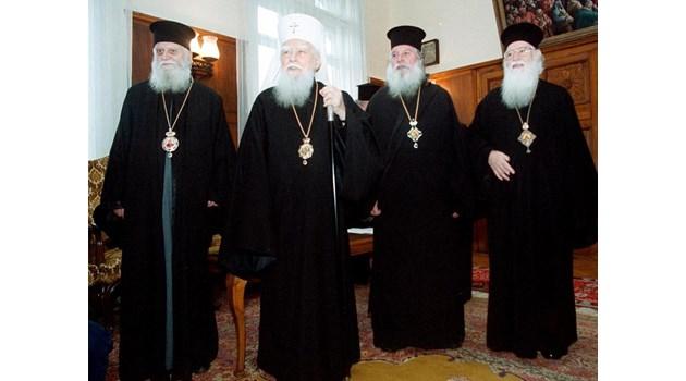 Пак махат митрополит Симеон