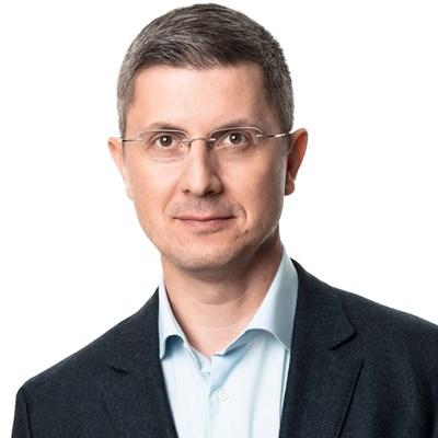 Кандидатът за президент на Румъния Дан Барна СНИМКА: туитър/danbarnausr
