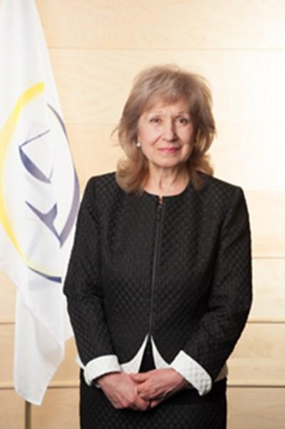 Проф. Екатерина Трендафилова е председател на Специалния трибунал в Хага за Косово.
