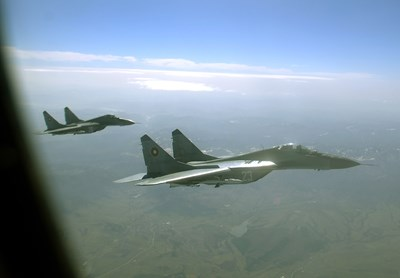 30 ст. на месец струва животът на един пилот на МиГ-29 за държавата