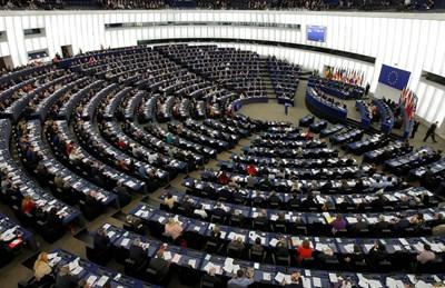 Европейският парламент  СНИМКА: Ройтерс