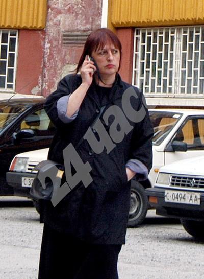 Нери Терзиева вече не е консултант на Би Ай Ти. СНИМКА: 24 часа