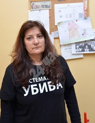 Вера Иванова СНИМКА: Архив