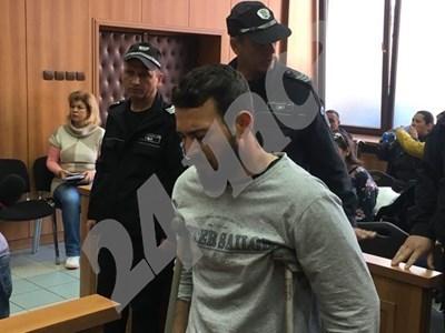 Андон Огнянов получи 6,8 г. затвор, сега го чакат и искове за 1,3 млн. лева.