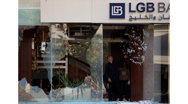 Протести и бунтове в Ливан заради последствията от COVID-19