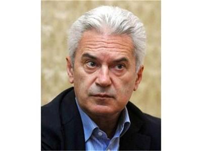 Лидерът на партия Атака - Волен Сидеров.