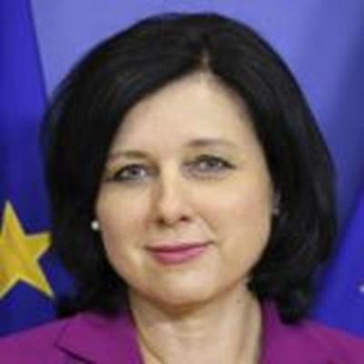 Еврокомисар Вера Юрова
