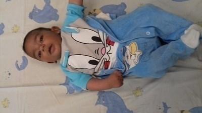 Бебето Мехмед Снимка: МВР