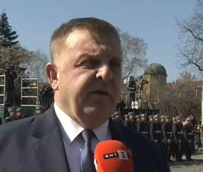 Красимир Каракчанов КАДЪР: БНТ