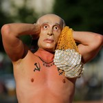 Двойник на Путин бе забелязан в Женева (Снимки)