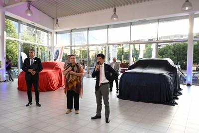 Електрическият Mustang Mach-E GT и още три нови форда с премиери за Източна Европа в София
