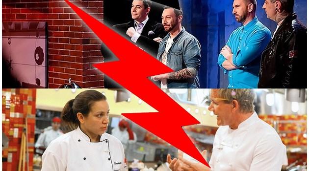 """Тв война за зрители: """"Нова"""" атакува с """"Биг брадър"""" за готвачи, Би Ти Ви удари конкуренцията със суперуспешен сериал"""